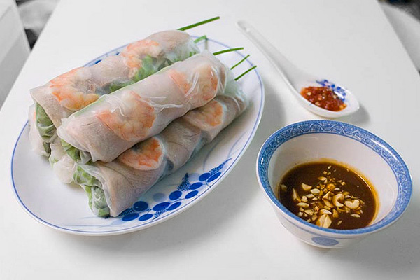 Vietnamese Spring Rolls and more…