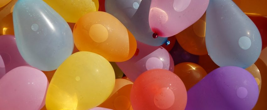The Solution to Differences: Water Balloons