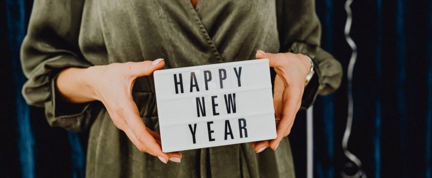 Happy New Year: Decide is what to do with the time that is given you